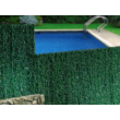CAMPOVERT galvanizált drótszerkezetre épített sövény jellegű kerítés, 1x3m,  zöld
