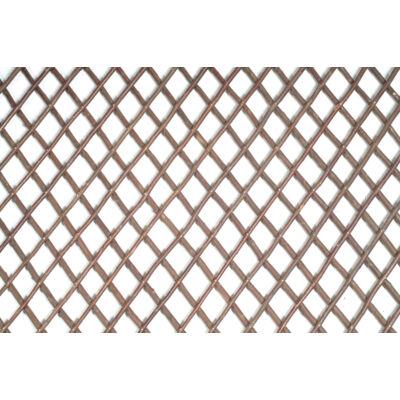 WILLOW TRELLIS apácarács, 1x2m, barna
