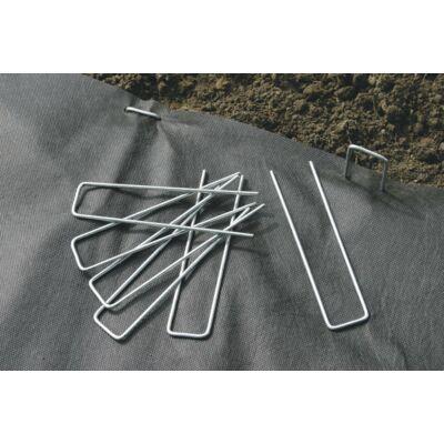FIXSOL rögzítő fémkapocs, 17x3,5cm, natúr
