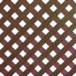 Privat dekoratív kültéri panel barna