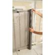 EVERLY Platinum árnyékoló-, belátásgátló háló, 1x5m, szürke