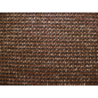 EXTRANET szőtt árnyékoló-, belátásgátló háló, 1,5x50m, barna