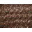 EXTRANET szőtt árnyékoló-, belátásgátló háló, 2x10m, barna