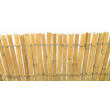 NATURCANE természetes árnyékoló-, belátásgátló kínai bambusznád háló, 1x5m, natúr