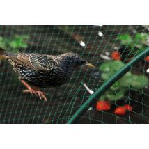 BIRDNET madárkár elleni háló (madárháló) 4x10m, zöld