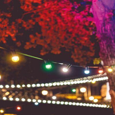 Taverna fénysor