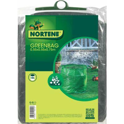 Greenbag PE kerti zsák 180 l, 55x55x75 cm