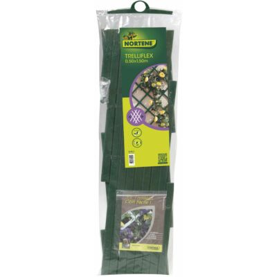 Mini Trellis zöld 0,5x1,5 m