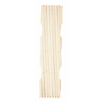 TRELLIWOOD COLOR (fehér) fa térelválasztó 0,5x1,5 m