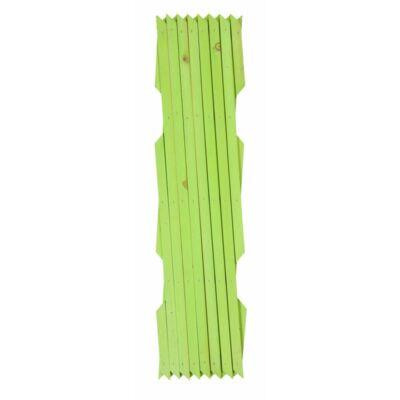 TRELLIWOOD COLOR (zöld) fa térelválasztó 1x2 m