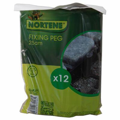 Fixing peg leszúró tüske fekete (12 db/csomag)