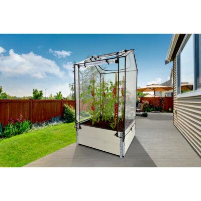 Modulo Garden Magaságyás 100x60x40cm (fekete)