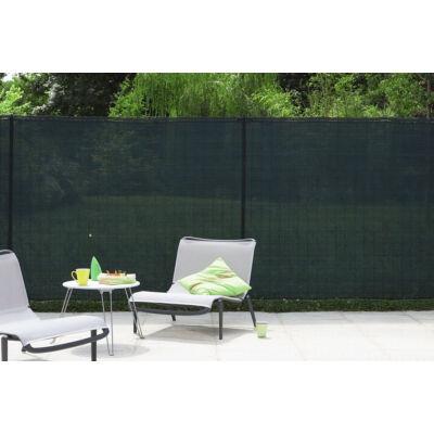 TEXANET szőtt árnyékoló-, belátásgátló háló, 1,5x50m, zöld