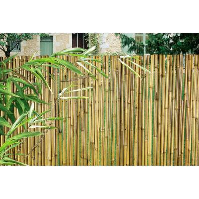 BAMBOOFLEX természetes árnyékoló-, belátásgátló háló, 1,5x3m, natúr