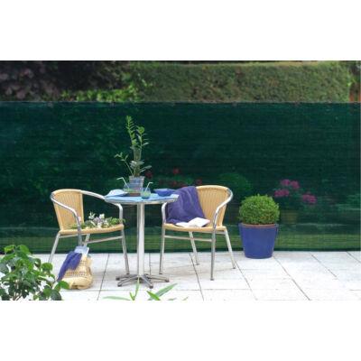 TEXANET szőtt árnyékoló-, belátásgátló háló, 1,5x10m, zöld