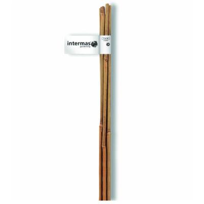 PLAIN BAMBOO CANE bambusz karó, 1,2 m (3db/köteg)