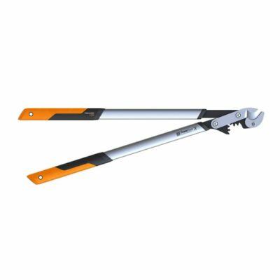 FISKARS PowerGear™ X fém fogaskerekes ágvágó (L) rávágó