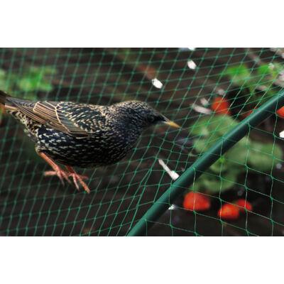 BIRDNET madárkár elleni háló (madárháló) 8x10m, fekete